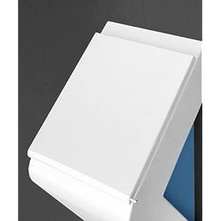 artceram La Fontana Urinal-Deckel weiß