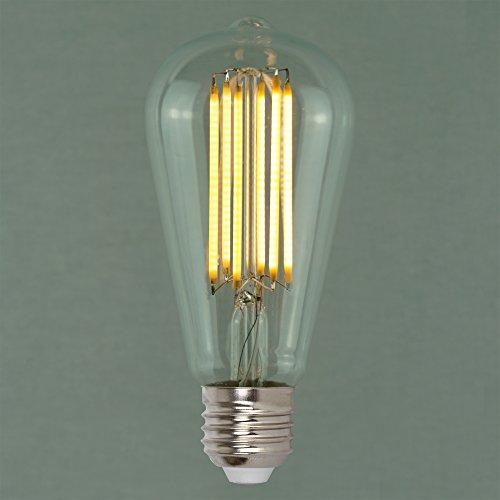 Dimmbares Vintage LED Edison Leuchtmittel 6W (60W) 660lm - Retro Vintage Glühbirne