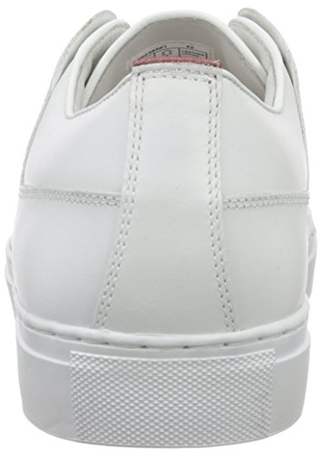 Hugo Futesio 10163083 01, Baskets Basses homme Blanc - Blanc (100)