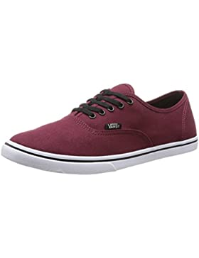 Vans U AUTHENTIC LO PRO TAWNY PORT/TRUE - Zapatillas de lona unisex