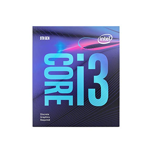 Intel Core i3-9100F Processore 4x3.6 (Boost 4.2) GHz 6MB-L3 Cache Socket 1151