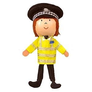 Fiesta- Marioneta de Dedo de policía (G-1043)