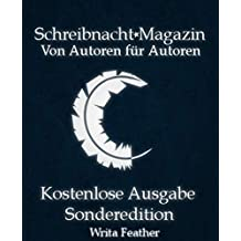 Schreibnacht Magazin: Kostenlose Sonderedition