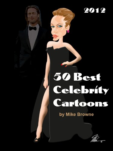50-best-celebrity-cartoons-english-edition