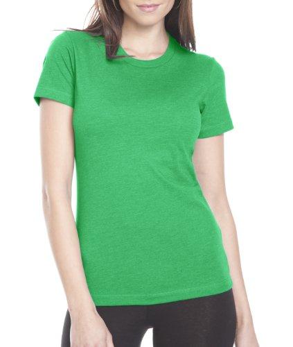 Next Level - T-shirt - Femme vert - Vert Kelly
