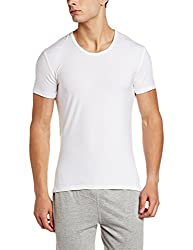 Jockey Mens Miyabi Vest (8901326151389_2602_X-Large_Winter White)