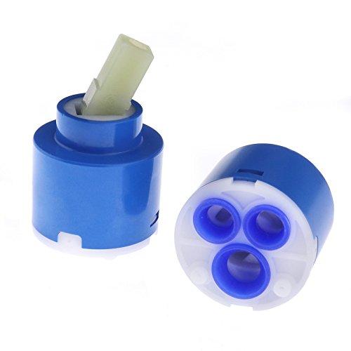 OTOTEC 2 Cartuchos Disco cerámica 40 mm plástico