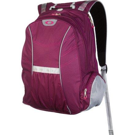 Oakley Damen Profil Pack Rucksack, damen, Magenta Purple (Tote Oakley)