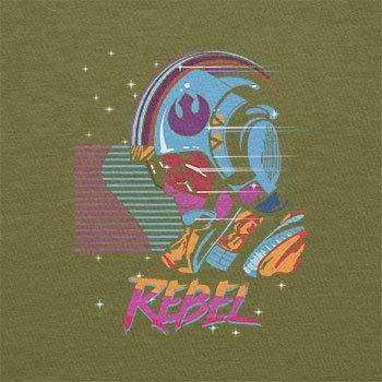 Texlab–Rebel Wave–sacchetto di stoffa Oliva
