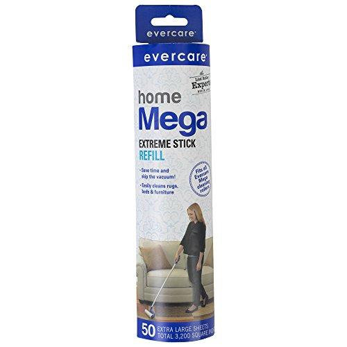 Evercare Butler Große Oberfläche Mega 50 Blatt Roller Nachfüll- (1 Pack)
