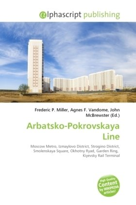 Arbatsko-Pokrovskaya Line