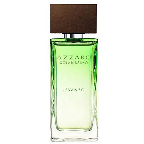 AZZAR0 Herren Solarissimo Levenzo Eau de Toilette Spray, 1er Pack (1 x 75 ml)