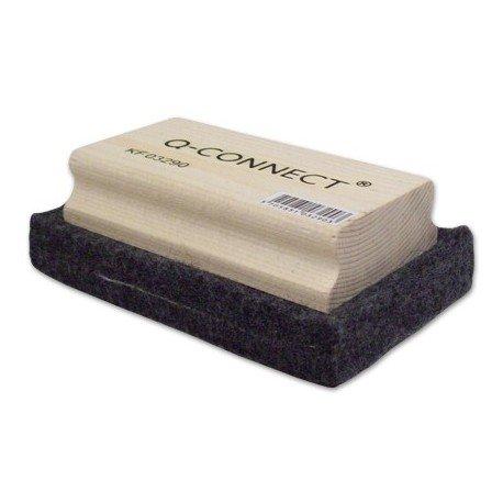 BORRADOR Q-CONNECT FIELTRO PARA PIZARRA 110X70 MM
