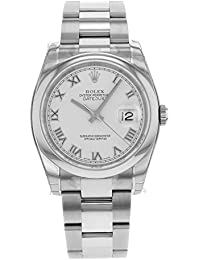 Rolex Datejust 116200 wro Stainless Steel Automatic Men's Watch