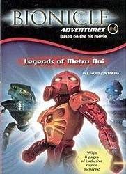 Bionicle Adventures #4: Legends of Metru Nui