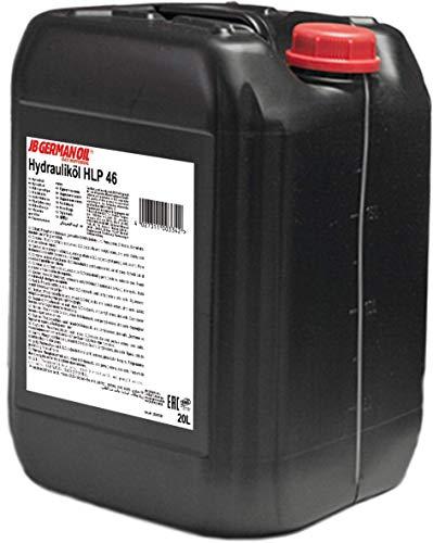 JB GERMAN OIL j2245020 - Olio Idraulico HLP 46, 20 Lit