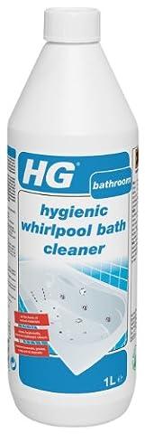 HG Hygienic Whirlpool Bath Cleaner
