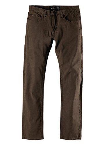 Emerica hSU slim pantalon pour adulte 5 pKT Marron - Braun - Brown - chocolate