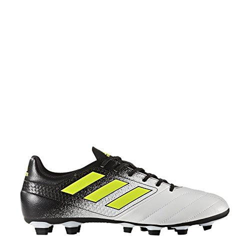 adidas Ace 74 Fxg, Scarpe da Calcio Uomo FTWWHT/SYELLO/CBLACK