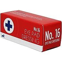St Pflaster Nr. 16 Blue Lion CE Runde Augenpolster Pflaster steril antihaftbeschichtet 25 Stück preisvergleich bei billige-tabletten.eu