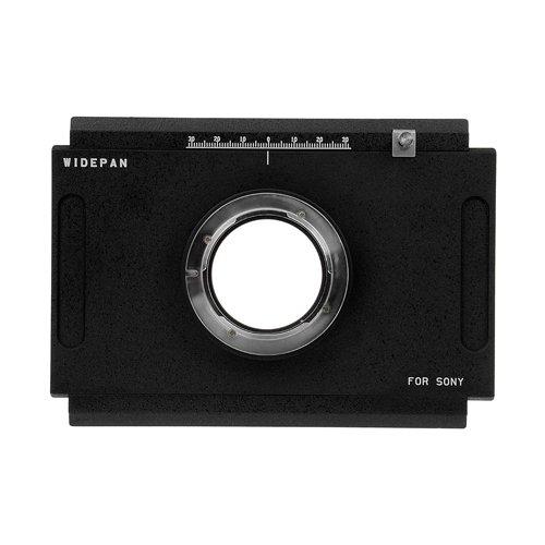 Fotodiox Pro Objektivadapter 4x5 Kamera auf Sony Alpha A-Fassung AF mit Graflok Zurück Sony Digitale SpiegelreflexKamera