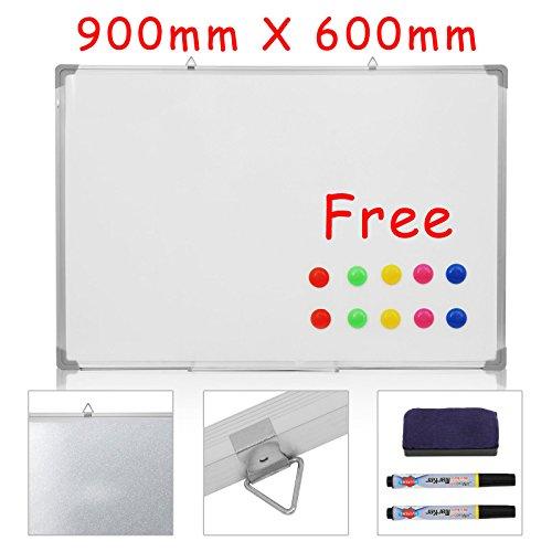 large-office-school-magnetic-dry-wipe-whiteboard-drawing-memo-notice-board-2pen
