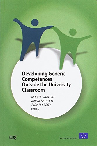 Developing generic competences outside the university classroom por Maria Yarosh
