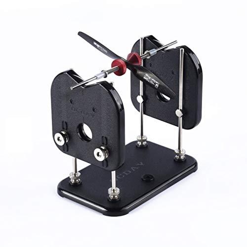 MachinYeser OCDAY Spin Prop Balancer for dji Phantom ZMR250 5030 5040 5045 6030 6040 7040 8040 8045 9045 1047 1147 9443 XNUMX XNUMX XNUMX Series Black