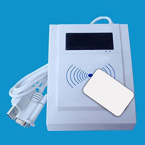 Homeofying Kompatibel S50RFID F08Chip bedruckbar Blanko Smart Tür Zugang ID Karte weiß weiß