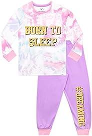 Harry Bear Pijamas para Niñas Teñido Anudado