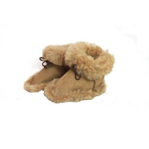 bf853ec74 Eastern Counties Leather - Botas de Piel de Oveja con Cordones Modelo Baby  Alex (XXL