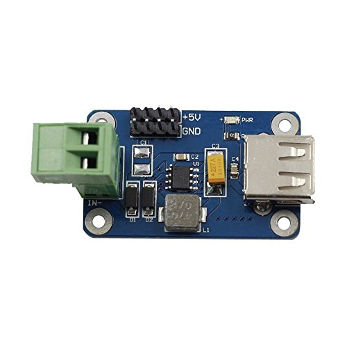 SunFounder Step Down DC-DC DC to DC Converter Module for Raspberry Pi