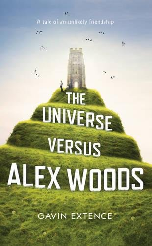 Book cover for The Universe Versus Alex Woods