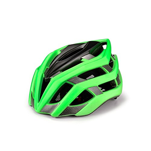Bicycle Helmet SKL Ultralight Unisex With Safety LED Taillight Adjustable Strap Road Mountain Bike Cycle Helmets For Men Women 56 61 Cm