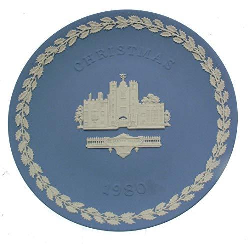 Wedgwood jasperware St James's Palace, 1980 CP1896-Platte Wedgewood Jasperware