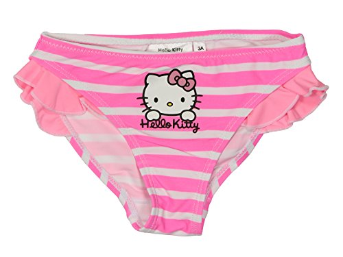 Hello Kitty Official Girls Swimming Bikini 4Years Pink (Hello Kitty Bikini)