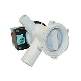 Drain Pump for Siemens Bosch Washing Machine. Equivalent To Part Number 144978