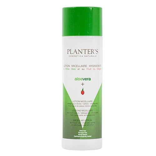 Planter's Acqua Micellare Aloe Vera e Frutto del Drago 200 ml.