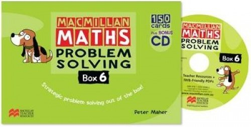 Maths Problem Solving Box 6 Year 6 (Max Maths Primary)
