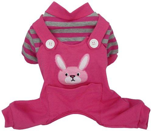 mal PJ Bunny Hundepyjama, S ()