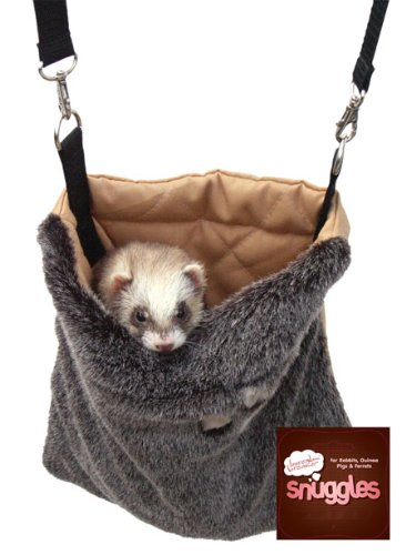 Snuggles (disjoncteur ennui) Snuggles Small Animal Snoozing et sac de transport