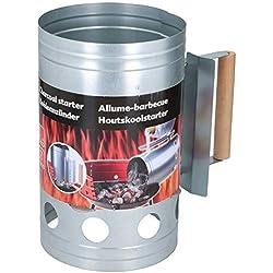 BBQ Collection - Cheminée d'allumage Barbecue - pour Enflammer Rapidement Charbon et Allume-feu Bbq
