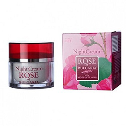 Biofresh Anti Age Night cream Rose of Bulgaria - Smoothes wrinkles stimulating the process of cells restoring. by Bio-Fresh