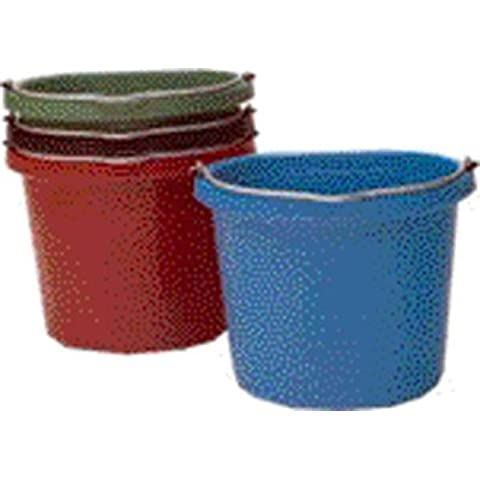 Fortiflex Flat Back Feed Bucket for Dogs/Cats