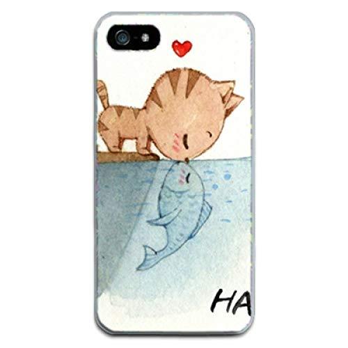 ERQINGT Handytasche Telefon-Abdeckung Für Apple Iphone5 5S 5Se 7 4 4S 6 4,7 Fall Cute Animal Design Weiche Silicon Slim Handytasche - Iphone 4s Telefon-abdeckungen