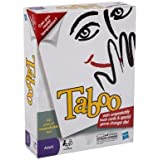 Happy GiftMart Taboo -Game Of Unspeakable Fun Toy Board Game For Grown Up Adults