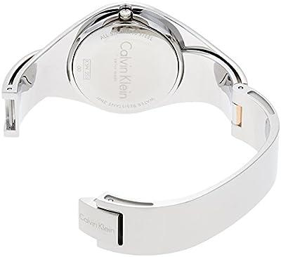 Calvin Klein K5N2S1Z6 - Reloj de pulsera Mujer, Acero inoxidable, color Multicolor de Calvin Klein