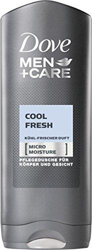 Dove Men+Care Duschgel Cool Fresh, 6er pack (6x250 ml)