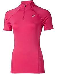 ASICS Women's Half Zip Course à Pied T-Shirt