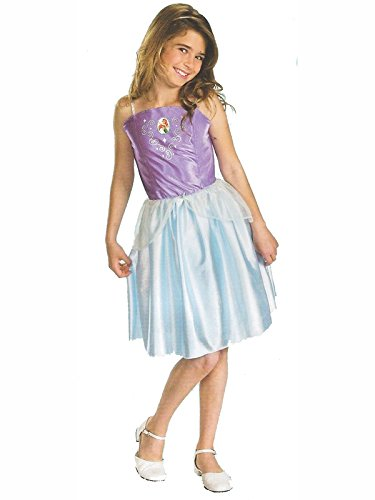 Princess Costume Child Size 4-6X (Disney Store Ariel Kostüm)